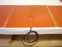 Heater with SJO Cord & Grommets