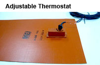 Thermostat Sil Heater